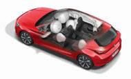 Autoperiskop.cz  – Výjimečný pohled na auta - Zcela nový SEAT Leon obdržel pětihvězdičkové hodnocení v nových, přísnějších testech bezpečnosti Euro NCAP