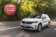 Autoperiskop.cz  – Výjimečný pohled na auta - Kia Sorento vítězí v soutěži 'Auto roku' v Polsku