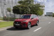 Autoperiskop.cz  – Výjimečný pohled na auta - SEAT zvyšuje výkonovou laťku u svého velkého SUV zahájením výroby modelu Tarraco 2.0 TSI 245 k DSG 4Drive