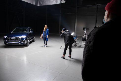 Petra Kvitová je tváří kampaně na nové Audi Q5