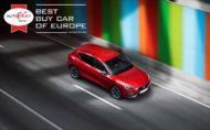 """Autoperiskop.cz  – Výjimečný pohled na auta - """"Best Buy Car of Europe 2021"""": zcela nový SEAT Leon získal ocenění AUTOBEST 2021"""