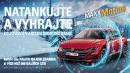 Autoperiskop.cz  – Výjimečný pohled na auta - Volkswagen je partnerem soutěže pro zákazníky OMV