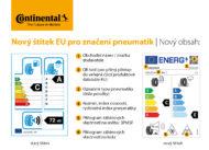 Autoperiskop.cz  – Výjimečný pohled na auta - Nové označování pneumatik v EU poskytne řidičům více informací