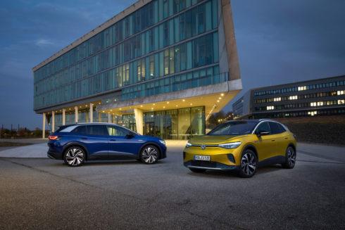 Další impulz pro elektrickou ofenzivu značky Volkswagen: Globální vůz ID.4 míří na světové trhy