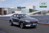 Autoperiskop.cz  – Výjimečný pohled na auta - Hyundai NEXO získal pětihvězdičkové ocenění Green NCAP