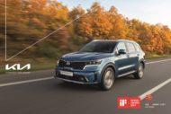 Autoperiskop.cz  – Výjimečný pohled na auta - Triumfální úspěch modelu Kia Sorento v soutěžích Red Dot a iF Design Awards