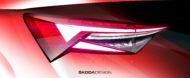 Autoperiskop.cz  – Výjimečný pohled na auta - Tři designové skici přináší první pohled na přepracovaný model ŠKODA KODIAQ