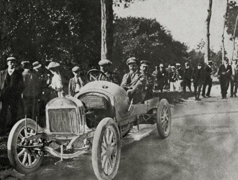 Laurin & Klement FC (1908): První velká vítězství na čtyřech kolech