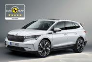 Autoperiskop.cz  – Výjimečný pohled na auta - Nová ŠKODA ENYAQ iV získala pět hvězdiček v testu Euro NCAP