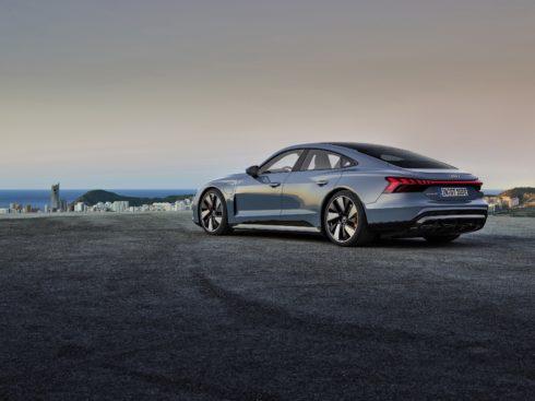 Goodyear dodá pro elektromobily Audi e-tron GT quattro a RS e-tron GT  pneumatiky Eagle F1 Asymmetric 5