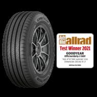 Autoperiskop.cz  – Výjimečný pohled na auta - Goodyear EfficientGrip 2 SUV vítězem testu časopisu Auto Bild allrad