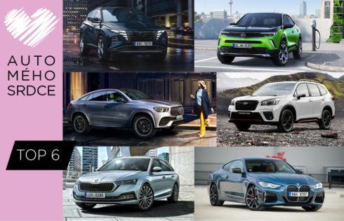 Vítězem ankety AUTO MÉHO SRDCE 2021 je Hyundai Tucson