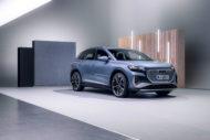 Autoperiskop.cz  – Výjimečný pohled na auta - Všestranný elektromobil v kompaktním formátu:Audi Q4 e-tron a Q4 Sportback e-tron