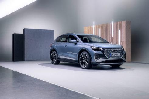 Všestranný elektromobil v kompaktním formátu:Audi Q4 e-tron a Q4 Sportback e-tron