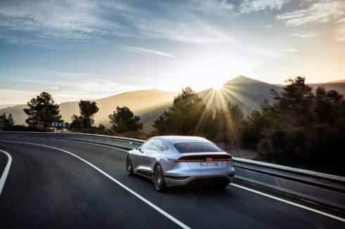 Audi A6 e-tron concept – Další krok v e-voluci