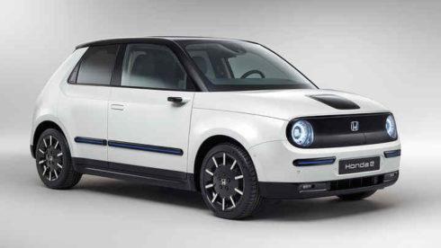 MODEL HONDA e TRIUMFOVAL NA SOUTĚŽI WORLD CAR AWARDS 2021