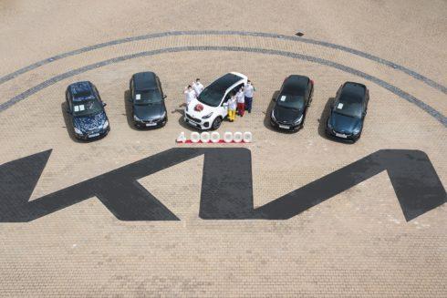 Kia v Evropě vyrobila již přes 4 miliony vozidel