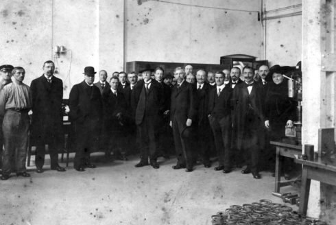 ŠKODA Hispano-Suiza ve službách prezidenta T. G. Masaryka