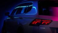 Autoperiskop.cz  – Výjimečný pohled na auta - Nový Tiguan Allspace se připravuje na světovou premiéru