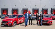 Autoperiskop.cz  – Výjimečný pohled na auta - Volkswagen Financial Services financuje 430 vozů pro Coca-Cola HBC Česko a Slovensko