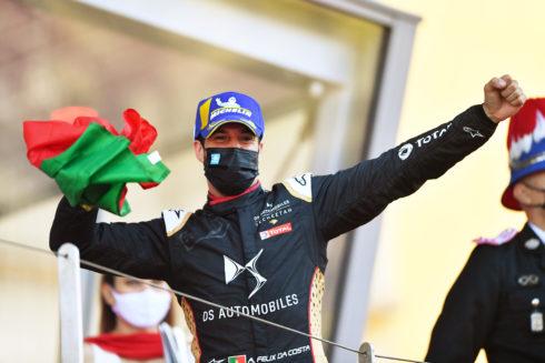DS Techeetah v Monaku neporazitelný: António Félix da Costa získal pole position i vítězství