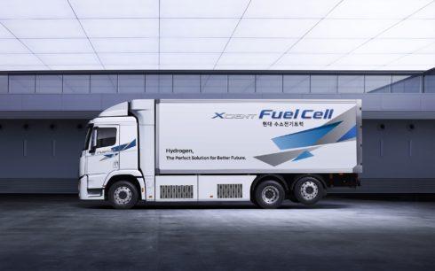 Hyundai Motor v rámci expanze vylepšuje design a provozní vlastnosti modelu XCIENT Fuel Cell Truck