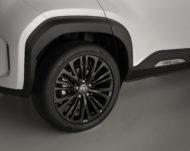 Autoperiskop.cz  – Výjimečný pohled na auta - Toyota Yaris Cross bude z výroby vyjíždět  na pneumatikách Goodyear EfficientGrip Performance 2