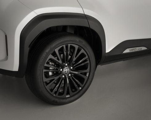 Toyota Yaris Cross bude z výroby vyjíždět  na pneumatikách Goodyear EfficientGrip Performance 2