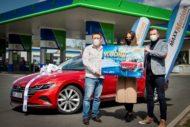 Autoperiskop.cz  – Výjimečný pohled na auta - Vítěz soutěže s OMV převzal Volkswagen Arteon Shooting Brake na rok zdarma i s palivem