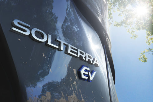 Autoperiskop.cz  – Výjimečný pohled na auta - Nové elektrické SUV od SUBARU se bude jmenovat SOLTERRA