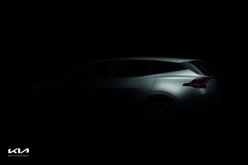 Kia odhaluje první snímky zbrusu nové Sportage