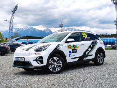 Kia opanovala 4. Green Rallye Tatry a odváží si dvě prvenství