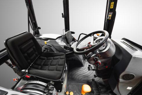 ZETOR představuje modernizovaný model MAJOR CL 80
