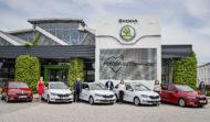 Autoperiskop.cz  – Výjimečný pohled na auta - Společnost ŠKODA AUTO poskytla 16 automobilů zdravotním a sociálním organizacím