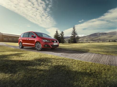 SEAT Alhambra se vrací na český trh