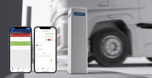 Společnost Goodyear spouští službu DrivePoint