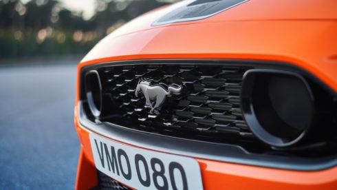 Autoperiskop.cz  – Výjimečný pohled na auta - Ford Mustang Mach 1 je zde, připraven udělat rozruch na evropských závodních okruzích