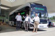 Autoperiskop.cz  – Výjimečný pohled na auta - Hyundai Motor zahajuje zkušební provoz vodíkových autobusů Elec City Fuel Cell v německém Mnichově