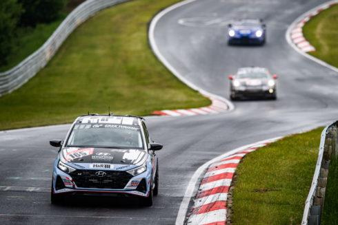 Zcela nový Hyundai i20 N: Vrcholné výkony na silnici i na legendární Severní smyčce