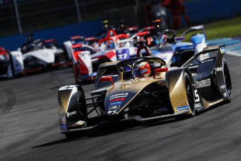 DS Automobiles stále bojuje o tituly v mistrovství světa  FIA Formule E