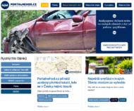 Autoperiskop.cz  – Výjimečný pohled na auta - Startuje projekt Portalnehod.cz. Upozorní na lokality s nejčastějším výskytem dopravních nehod na území České republiky