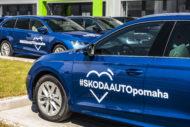 Autoperiskop.cz  – Výjimečný pohled na auta - ŠKODA AUTO vysílá pomoc na jižní Moravu do oblastí zasažených tornádem