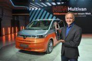 Autoperiskop.cz  – Výjimečný pohled na auta - Nový Multivan získal renomované ocenění Red Dot Award: Product Design
