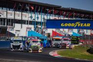 Autoperiskop.cz  – Výjimečný pohled na auta - Nová sezóna závodů tahačů začala, Goodyear je při tom