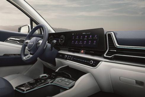 Zbrusu nová Kia Sportage – vrcholný reprezentant městských SUV