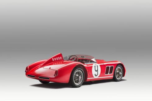 ŠKODA 1100 OHC (1957): Krásný sen o Le Mans