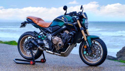Společnost Honda Motor Europe vyhlásila deset nejlepších custom přestaveb modelu CB650R od evropských dealerů