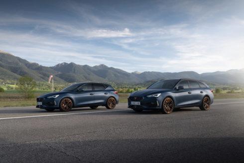 Model CUPRA Leon získal 5 hvězdiček Euro NCAP