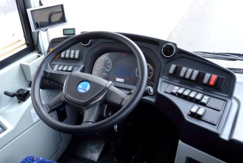 Škoda Transportation představila nový dieselový autobus Škoda D'CITY