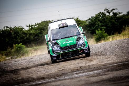 Jan Černý odstartuje letošní mistrovství Evropy v rallycrossu již tento týden v Barceloně